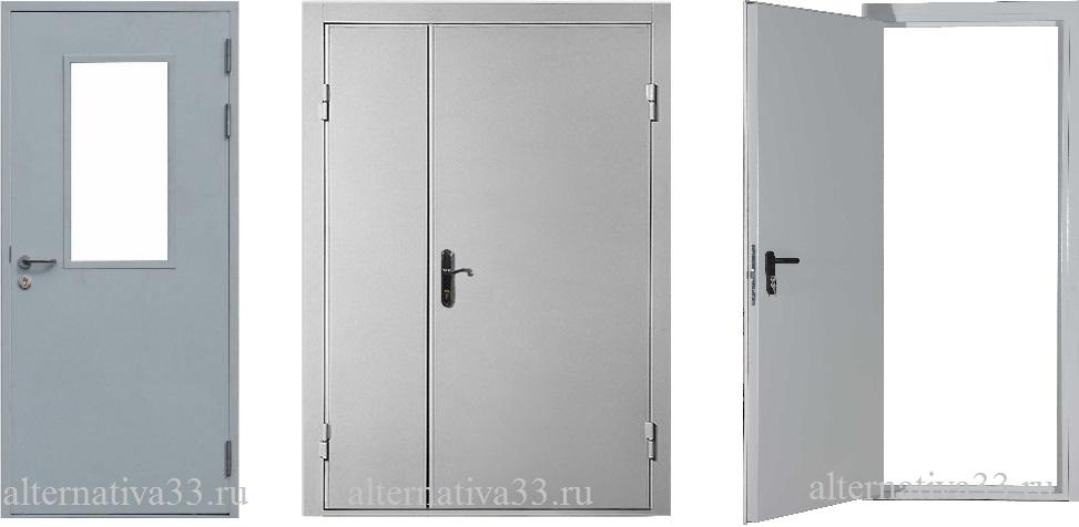 техн.дверь